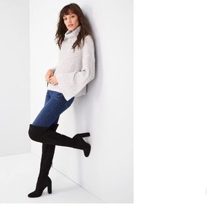 Steve Madden Stretch Over the Knee Boots